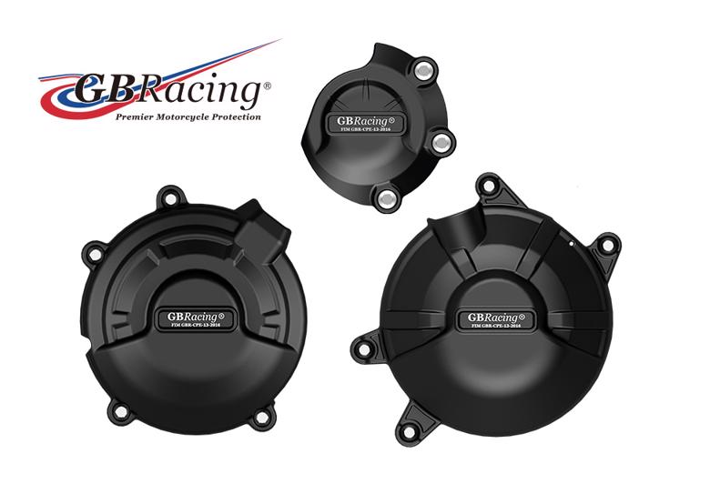 バイク用品 吸気系 エンジンGBRACING ジービーレーシング エンジンカバーセット 3点 CBR400R 19-EC-CBR500R-2019-SET 5053033014679取寄品 セール