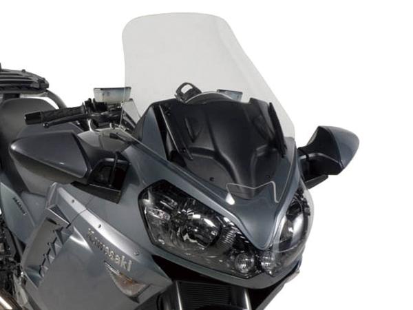 バイク用品 外装GIVI ジビ スクリーンD407ST クリア 1400GTR67729 4909449332115取寄品 セール
