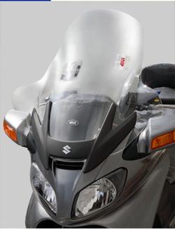 バイク用品 外装GIVI ジビ スクリーンD263ST AN650AK590103 4909449446850取寄品 セール