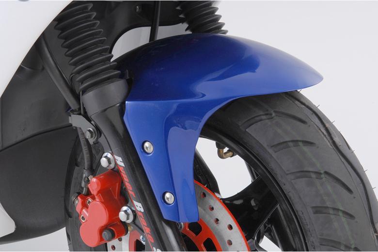 バイク用品 外装ゴールドメダル GOLDMEDAL エアロフロントフェンダー FRPブラック CYGNUSXYCX005 4547567242437取寄品 セール