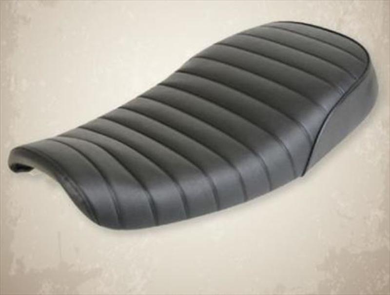 バイク用品 外装グッズ GOODS キングシート ブラック ブラック SR400 500G3-00000 4548664961191取寄品