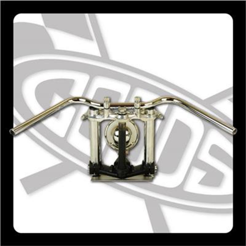 バイク用品 ハンドルグッズ GOODS オールドバーロー クローム SR400 500(88-00) AMAL364ホルダーBK ワイヤー・セットG9-00305 4548664965151取寄品 スーパーセール