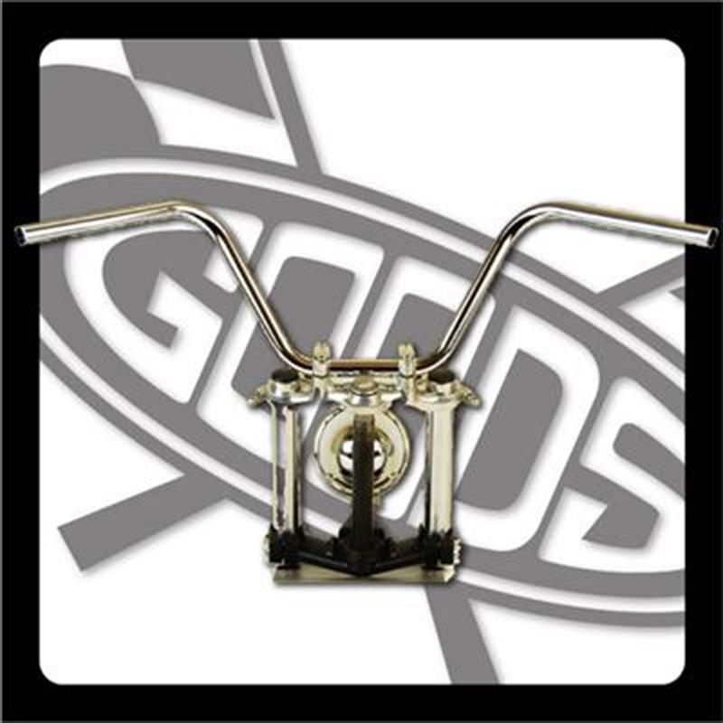 バイク用品 ハンドルグッズ GOODS キャニオンバー クローム ワイヤー・セット SR400 500(85-87)G9-00414 4548664966042取寄品 スーパーセール