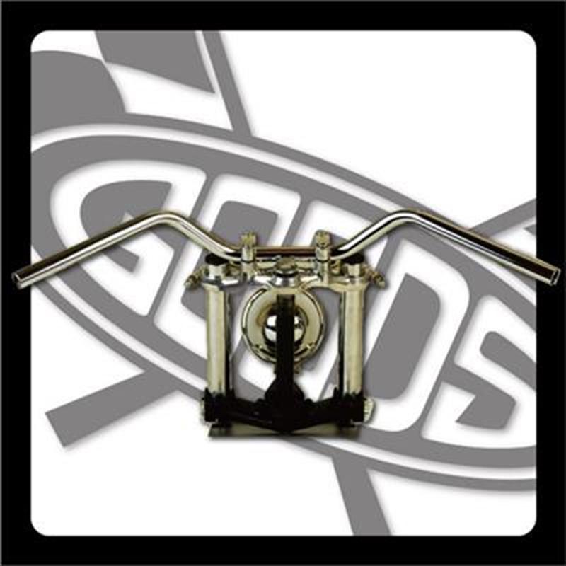 バイク用品 ハンドルグッズ GOODS クローズバー クローム SR400 500(-84) AMAL364ホルダーBK ワイヤー・セットG9-00586 4548664967421取寄品 スーパーセール