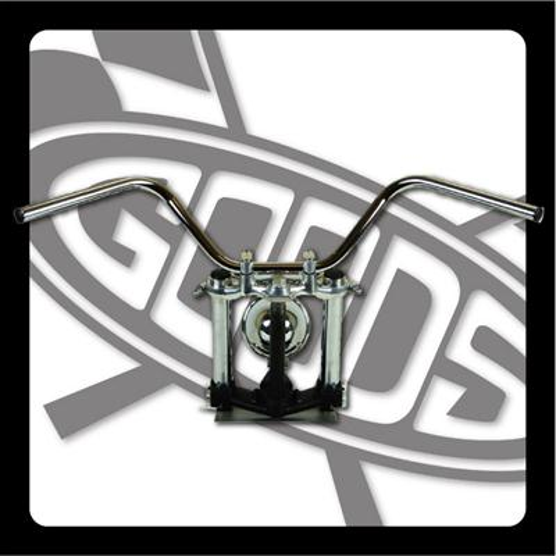 バイク用品 ハンドルグッズ GOODS ミディアムキャニオンバー グラストラッカー ビッグボーイ(-07) AMAL364ホルダー ワイヤー・セットG9-01065 4548664970667取寄品 セール