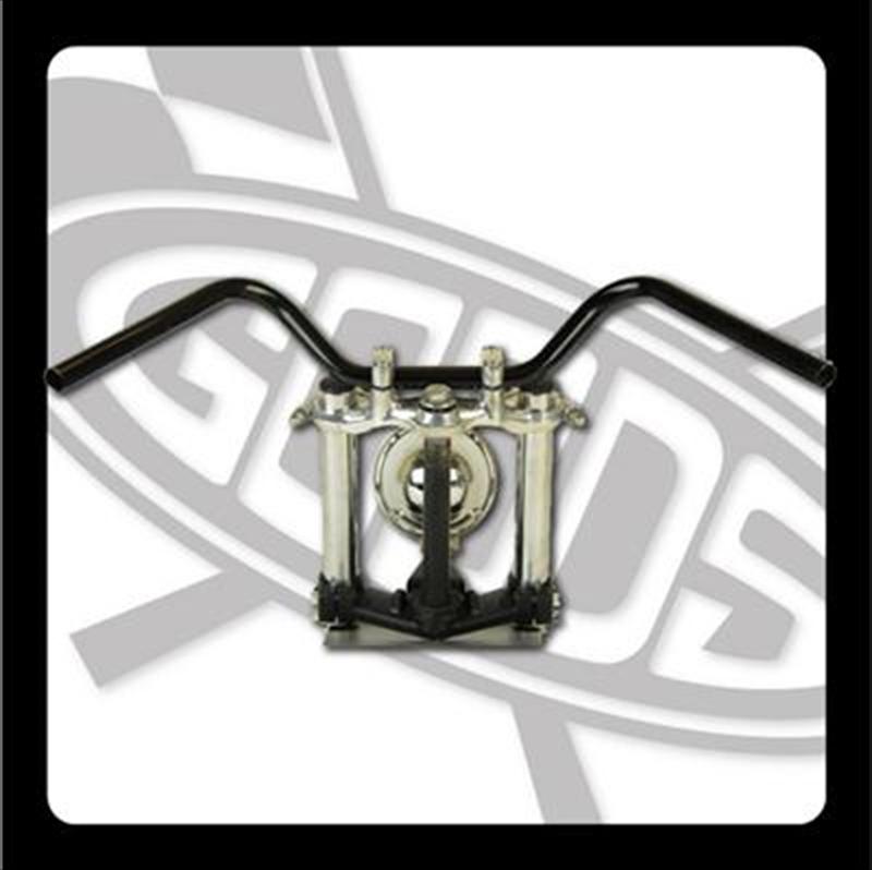 バイク用品 ハンドルグッズ GOODS オールドバーハイ ブラック ワイヤー・セット 250TR(07-)G9-01426 4548664971213取寄品 セール