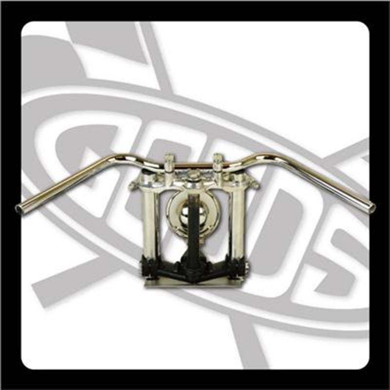 バイク用品 ハンドルグッズ GOODS オールドバーロー クローム ワイヤー・セット 250TR(07-)G9-01427 4548664971220取寄品 セール