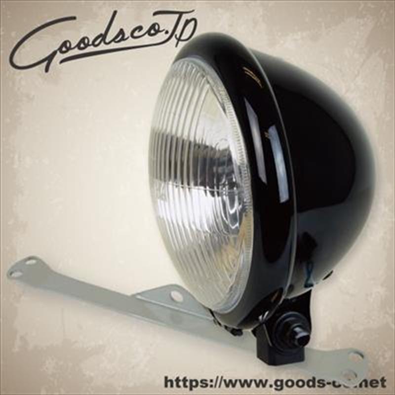 バイク用品 電装系グッズ GOODS 5-3 4 ベイツライトキット ブラック TW200 22566-84158TW 4548916778942取寄品