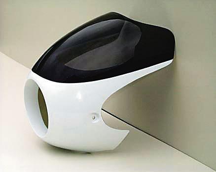 バイク用品 外装ガルクラフト GULLCRAFT ブレットビキニタイプC エボニー スモーク W650GBC-012 4547424197559取寄品 スーパーセール