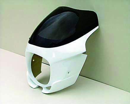 バイク用品 外装ガルクラフト GULLCRAFT ブレットビキニタイプS PFWHT スモーク CB400SF 02-03GBS-002 4547424408976取寄品 スーパーセール