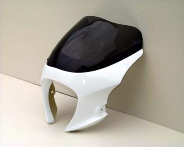 バイク用品 外装ガルクラフト GULLCRAFT ブレットビキニタイプM シロゲル スモーク BALIUS 2GBM-019G 4547424502179取寄品 スーパーセール