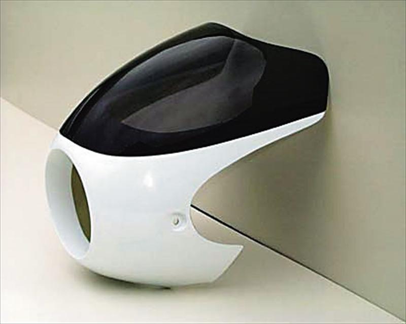 バイク用品 外装ガルクラフト GULLCRAFT ブレットビキニタイプC BK GD スモーク ZEPHYR400GBC-011T 4547567360902取寄品 スーパーセール