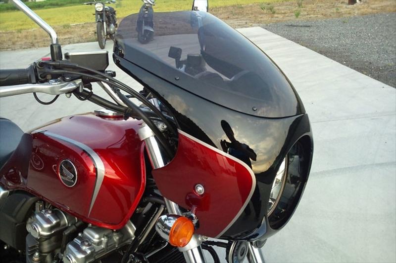 バイク用品 外装ガルクラフト GULLCRAFT ブレットビキニタイプC DBKM スモーク CB1100(10-)GBC-022 4548664252114取寄品 スーパーセール