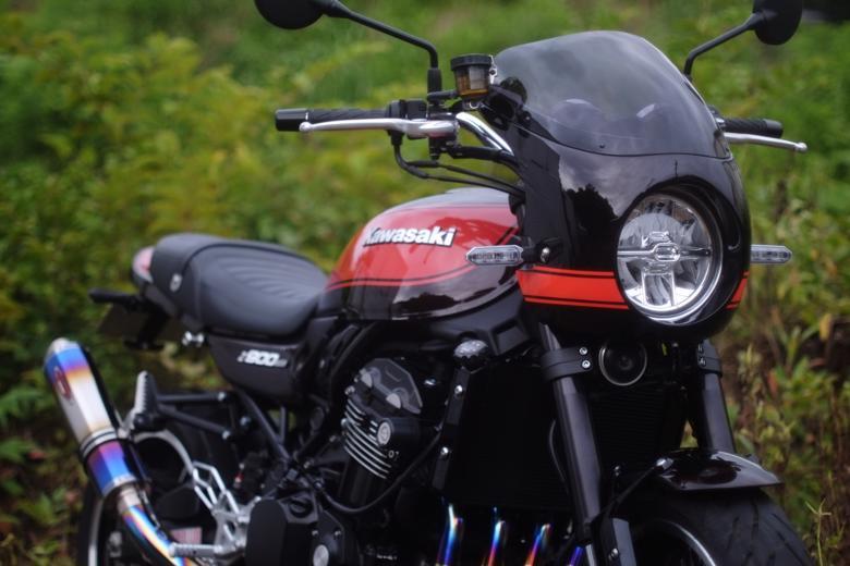 バイク用品 外装ガルクラフト GULLCRAFT ビキニカウルタイプC ゲルコート スモーク Z900RS 18GBC-023G 4550255010706取寄品 スーパーセール