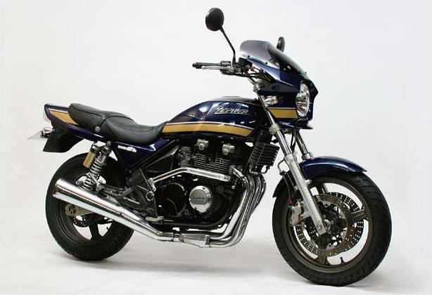 【ACTIVE】【アクティブ】【バイク用】サブフレーム KAWASAKI ZEPHYR ゼファー400/400x ブラックアルマイト【1117036】【送料無料!】