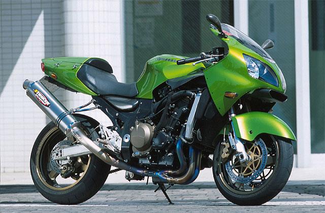 【COLORS】【STRIKER】【マフラー】【バイク用】【レース専用】RACING CONCEPT チタンフルエキゾースト ZX-12R【6594OT50】