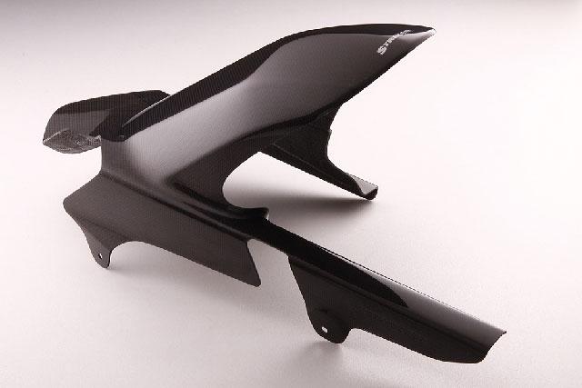 【COLORS】【STRIKER】【バイク用】エアロデザイン カーボンモデルモデルリアフェンダー ノーマルスイングアーム用 ZEPHYR1100【SAD-RF02C】【送料無料】