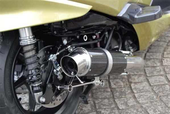 <title>バイクパーツ モーターサイクル オートバイ バイク用品 マフラーHOTLAP ホットラップ GUNFINGER Ver2 Ca キャタ付 フォルツァ MF10 VGCB-10 4547567637295取寄品 セール 2020モデル</title>