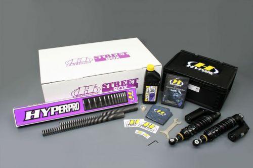 バイク用品 サスペンション ローダウンHYPERPRO ハイパープロ ストリートBOX ツイン364 DP-S ZRX1200 DAEG 09-1622870005 4538792886633取寄品 セール