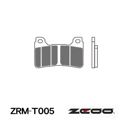 ブレーキパッド ZRM-T005 ZCOO ZCOOブレーキパッド