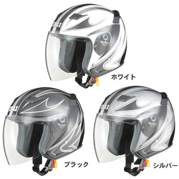 好評 取寄品 ヘルメット リード工業 LEAD カスタム ストラックス グラフィックジェットヘルメット 安心の実績 高価 買取 強化中 SJ-9 STRAX