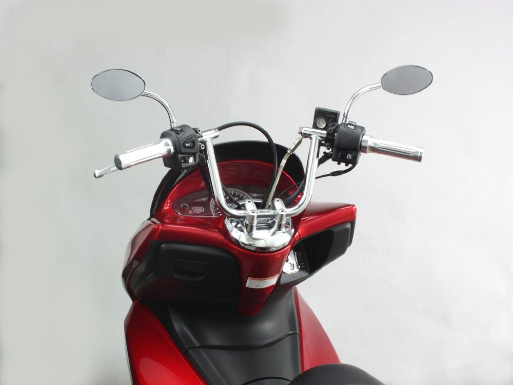 【ハリケーン】【HURRICANE】【バイク用】PCX ミニコンドルHIGH ハンドルKit 【HBK658S】