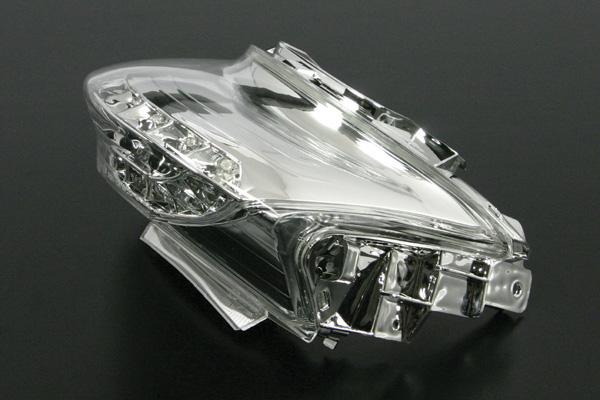【SP 武川】【SP TAKEGAWA】【バイク用】PCX LEDクリアテールランプキット (05-08-0068)10-11年モデル(車体番号JF28-1099999までの車両)に適合※要車体番号確認