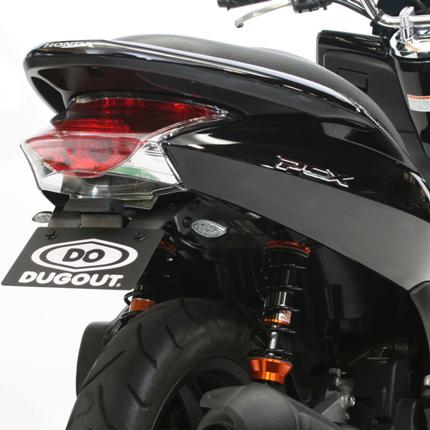 スーパーセール 【ダグアウト】【DUGOUT】【バイク用】PCX フェンダーレスキット ウインカーなし (1151072)