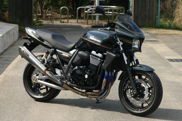 【ノジマ】【NOJIMA】【バイク用】【手曲げ】Kawasaki ZRX1200DAEG 09-11 LOCK-ON TYP-SC 手曲げ チタンフルエキゾースト【NMTX618LC-CLK】【送料無料】