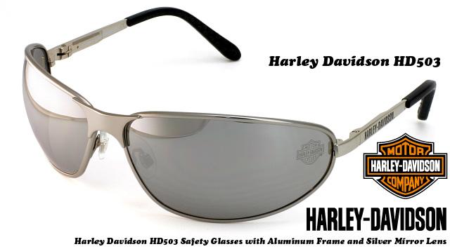 harley davidson sunglasses hd503 silver mirror lens