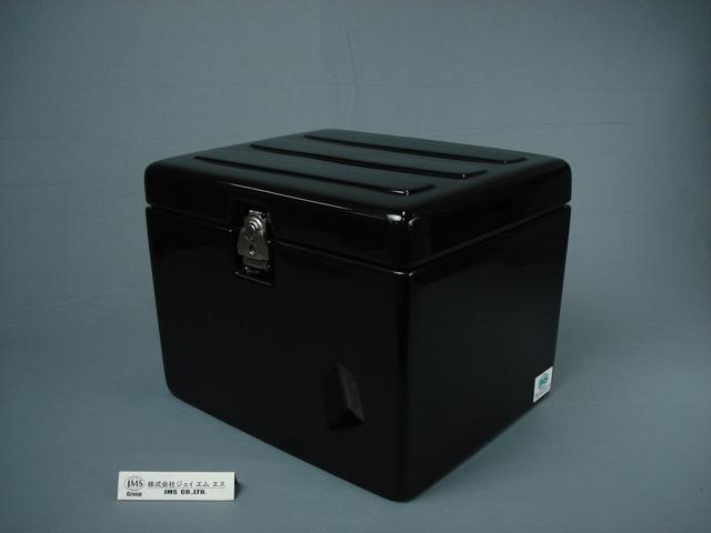 【JMS】汎用 ラゲージM 黒 420x360x320【B7-B-H】