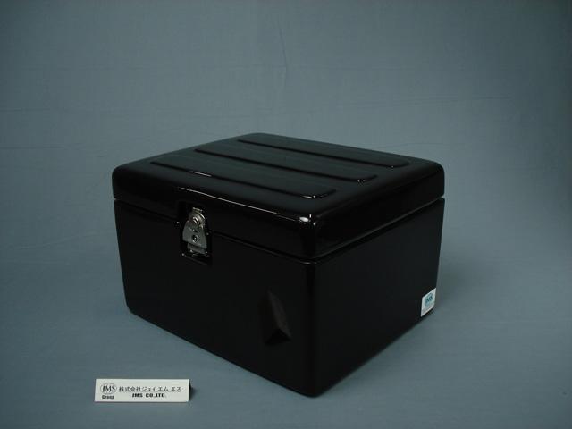 【JMS】汎用 ラゲージS 黒+マット 420x360x250【B8-B-H-M】