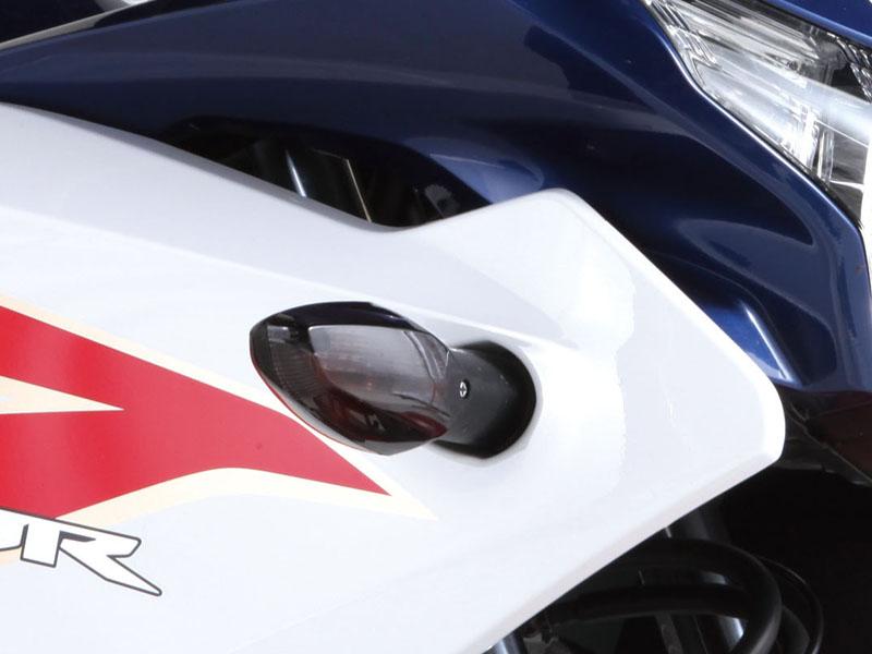 取寄品 永遠の定番モデル ホンダ バースデー 記念日 ギフト 贈物 お勧め 通販 Honda カスタム CBR250R セール スモークウインカーレンズSET 807-1818000