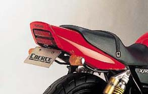【COERCE】【コワース】【バイク用】フェンダーレスキット XJR400/S/R/R2 -97【0-42-CFLF2401】