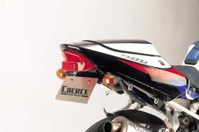 【COERCE】【コワース】【バイク用】フェンダーレスキット GSX-R600 01【0-42-CFLF3702】