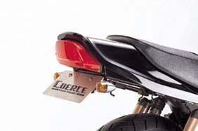 【COERCE】【コワース】【バイク用】フェンダーレスキット ZEPHYR ゼファー400x【0-42-CFLF4404】