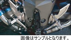 【COERCE】【コワース】BATTLE STEP TYPE-TS バトルステップ チタンシルバー ninja1000 ABS車不可【0-45-BS4119】【送料無料】
