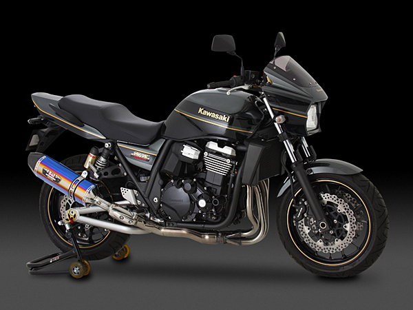 ZRX1200 DAEG (09-11) Slip-On r-77 J cyclone EXPORT SPEC STS