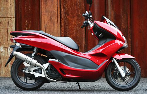 バイク用品 マフラーJOSHO-1 ジョウショウワン Colpend Exhaust S S.POL PCX125 espエンジン902033 4580352261220取寄品 セール