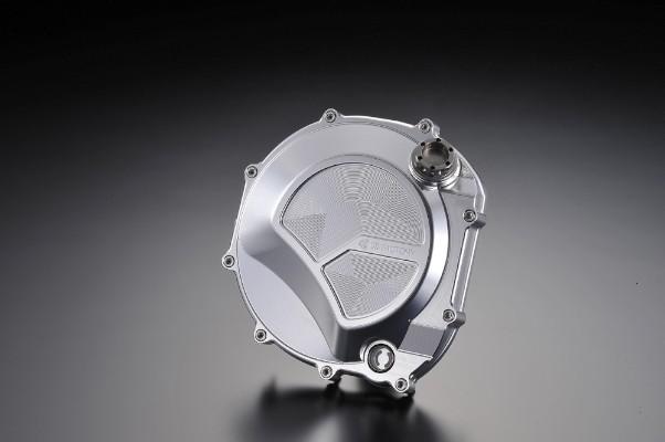 バイク用品 駆動系ケイファクトリー K-FACTORY クラッチカバー SLV ZEPHYR1100111IZDP001H 4548664010424取寄品 セール