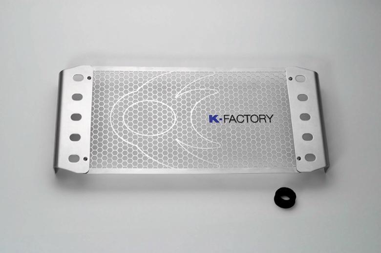 バイク用品 冷却系ケイファクトリー K-FACTORY ラジエターコアガード ステンレス Bタイプ CB400SFVTEC -10035CZAA011Z 4582215490112取寄品 セール
