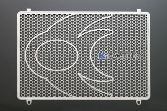 バイク用品 冷却系ケイファクトリー K-FACTORY ラジエターコアガード ステンレス Bタイプ ZRX1200 1100103CZAA060Z 4582215490570取寄品 セール