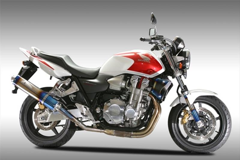 バイク用品 マフラーケイファクトリー K-FACTORY FRCチタンS O φ110X490 1本出 CB1300SB 08-11001KABAEAG2121 4582215499085取寄品 セール