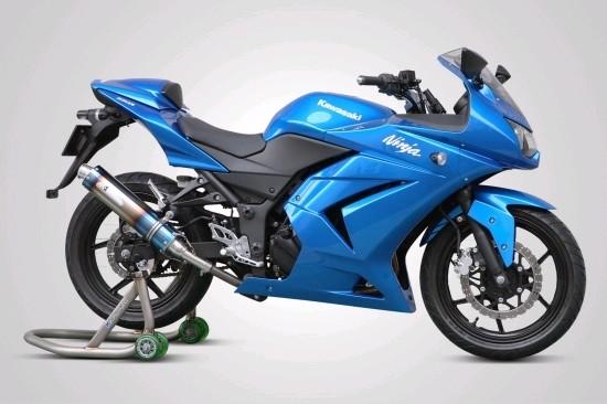 バイク用品 マフラーケイファクトリー K-FACTORY 3Dステン スリップオン SS Ninja250R -12149KAAAEAG1101 4582215509470取寄品 セール