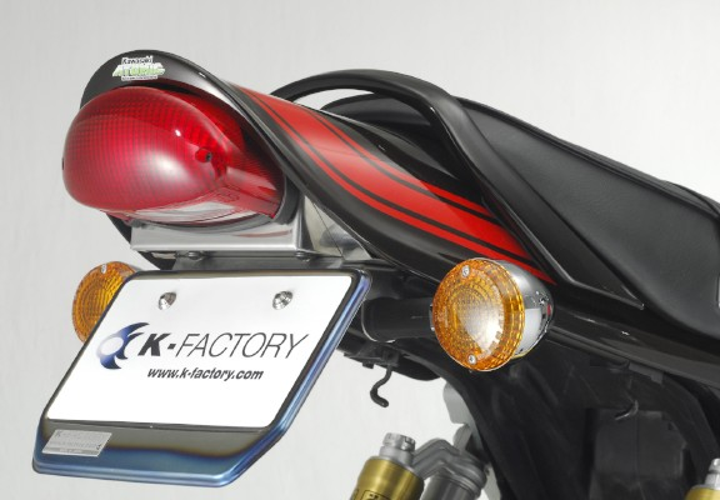 バイク用品 外装ケイファクトリー K-FACTORY フェンダーレスキット ステンレス ZEPHYR1100111WZAR004Z 4582215512210取寄品 セール