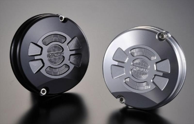 バイク用品 吸気系 エンジンケイファクトリー K-FACTORY パルシングカバーR TYPE2 シルバー ZEPHYR1100111IZBL007H 4582215512609取寄品 セール