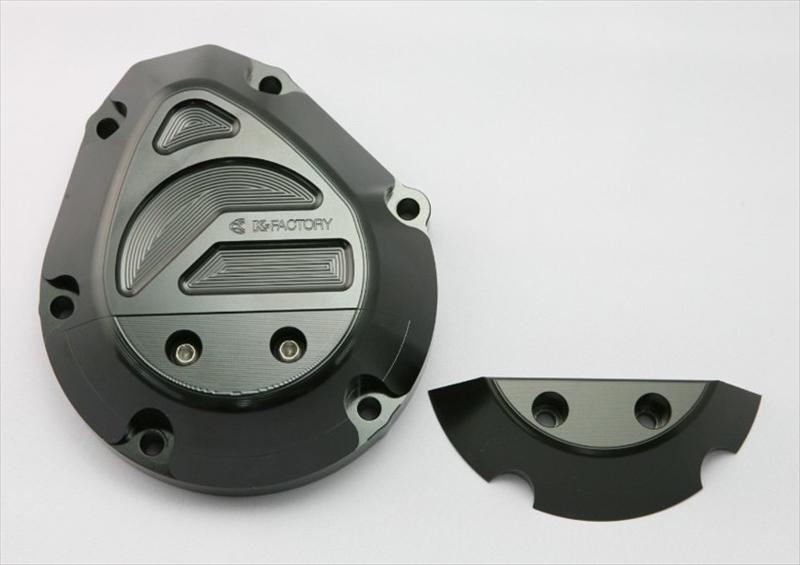 バイク用品 吸気系 エンジンケイファクトリー K-FACTORY パルシングカバーR スーパーブラック CB1300SF SB CB1100 10-001IZBL009R 4582215512746取寄品 セール