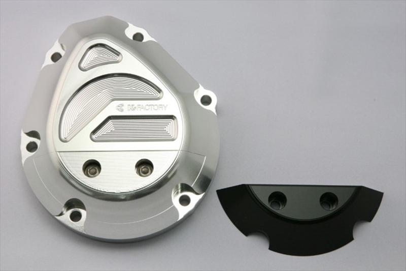 バイク用品 吸気系 エンジンケイファクトリー K-FACTORY パルシングカバーR シルバー CB1300SF SB CB1100 10-001IZBL009H 4582215512760取寄品 セール