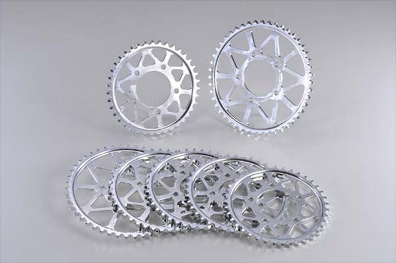 バイク用品 駆動系ケイファクトリー K-FACTORY アルミリヤスプロケット 530-42T000VZDH004Z 4582215513590取寄品 セール