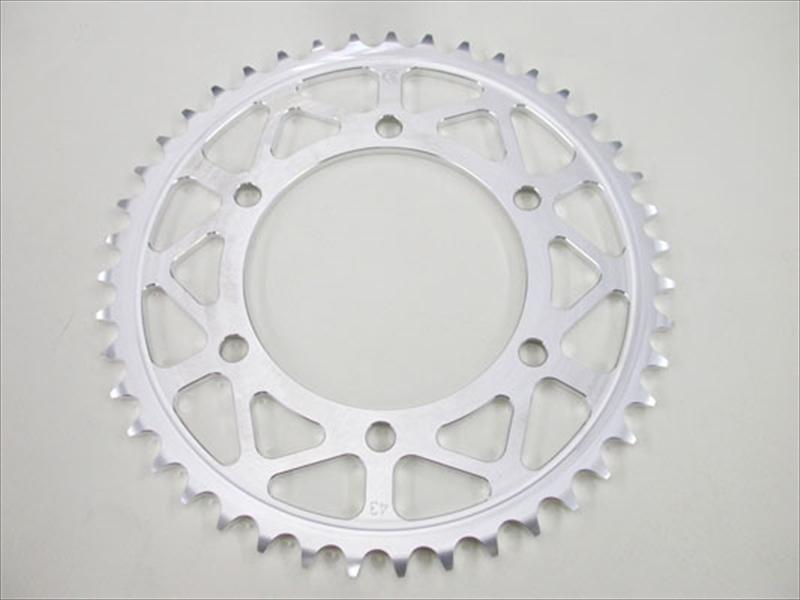 バイク用品 駆動系ケイファクトリー K-FACTORY リアスプロケット K1 for レース 44T Ninja250R 08-10000VZDH012Z 4582215514283取寄品 セール